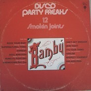 Soul Compilation - Disco Party Freaks - 12 Smokin' Joints