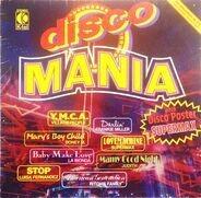 Village People / Boney M / Sylvester a. o. - Disco Mania