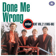 Chad & Jeremy, Grant Tracy, a.o. - Done Me Wrong - Ember Beat Vol.2 (1965-66)