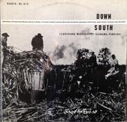 Richard 'Rabbit' Brown / Kid Cole / Clifford Gibson / etc - Down South (Louisiana-Mississippi-Alabama-Florida)
