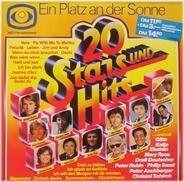 Roland Kaiser, Gitte, Karel Gott, ... - Ein Platz An Der Sonne - 20 Stars Und Hits