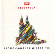 Smokie, Vasco Rossi a.o. - EMI Electrola Promo Sampler Winter '93