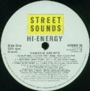 Gloria Gaynor, Sharon Redd, Eartha Kitt. a.o. - Hi-Energy