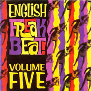 Pete Best / The Peeps / etc - English Freakbeat Volume Five
