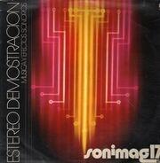 Jorge Doncos, Stanley Turrentine, Astrud Gilberto - Estereo Demostracion - Musica Y Efectos Sonoros - Sonimag 18