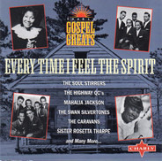 The Swan Silvertones / Madeline Bell And The Bradford Singers a.o. - Every Time I Feel The Spirit