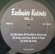 MC Gruff, Lost Boyz a.o. - Exclusive Kutouts Vol. 2