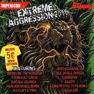 Bring Me The Horizon / Parkway Drive / Suicide Silence a.o. - Extreme Aggression 2011