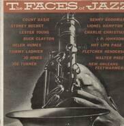 Count Basie, Benny Goodman, Sydney Bechet, ... - The Faces of Jazz
