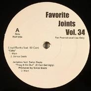The Game / Jadakiss / DMX a.o. - Favorite Joints Vol. 34