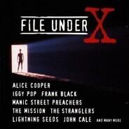 Frank Black,Manic Street Preachers,Lightning Seeds - File Under X