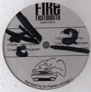 Hip Hop Sampler - Fire Fraternity Dub Plate # 1