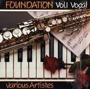 Sugar Minott, Gregory Isaacs, Al Campbell - Foundation Vol.1 Vocal
