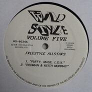 Hip Hop Sampler - Freestyle Allstars - Volume Five