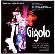 Marlene Dietrich / The Pasadena Roof Orchestra / a.o. - Gigolo - Banda De Sonido Original De la Pelicula
