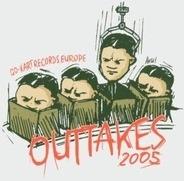 Ten Foot Pole,Guff,Bambix,Cougars,Rifu, u.a - Go-Kart Records Europe - Outtakes 2005