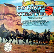 Tommy Jackson, Bill Monroe, a.o. - Golden Favorites - Country And Western