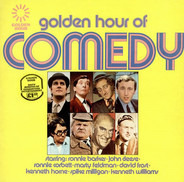 David Frost, Ronnie Barker, John Cleese a.o. - Golden Hour Of Comedy