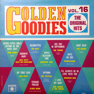 Gloria Mann, Paul Evans, Neil Sedaka & The Tokens... - Golden Goodies - Vol. 16