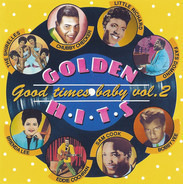 Fats Damino, Frankie Ford, a.o. - Good Times Baby Vol. 2