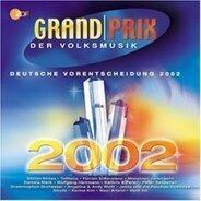 Various - Grand Prix derVolksmusik 2002 Deutscher Vorentscheid