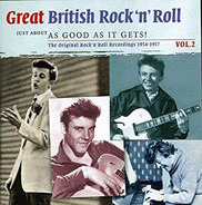 Ricky James, Terry Wayne a.o. - Great British Rock 'N' Roll Vol.2, Just About As Good As It Gets!