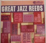 Barney Bigard, Johnny Dodds, Sydney Bechet - Great Jazz Reeds