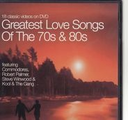 Various - greatest love songs of the 70s & 80s