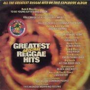 Desmond Dekker, Pioneers, Bob & Marcia,.. - Greatest Reggae Hits