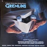 Jerry Goldsmith, Michael Sembello, Peter Gabriel... - Gremlins