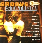 Coolio, Nana, Kaleef, New Edition, Da Brat, u.a - Groove Station 2nd Stop