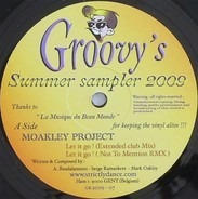 Moakley Project - Groovy's Summer Sampler 2009