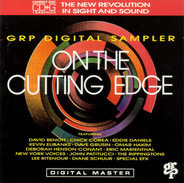 David Benoit, Omar Hakim, a.o. - GRP Digital Sampler - On The Cutting Edge