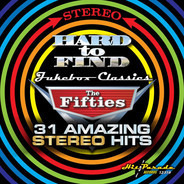 The Platters / Perry Como / Elvis a.o. - Hard To Find Jukebox Classics, The Fifties: 31 Amazing Stereo Hits
