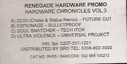 Various - Hardware Chronicles Vol.3