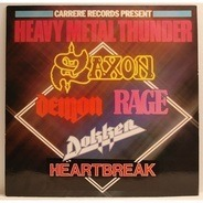 Saxon, Demon, Rainbow - Heavy Metal Thunder