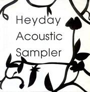 Pat Thomas, Sonya Hunter, Barbara Manning, X-Tal, Steven Roback - Heyday Acoustic Sampler