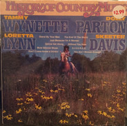 Tammy Wynette / Dolly Parton / a.o. - History Of Country Music