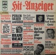 Rex Gildo, Gitte, Camille Felgen etc. - Hit-Anzeiger
