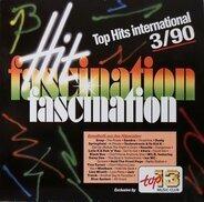 Snap, Sandra a.o. - Hit Fascination - Top Hits International 3/90