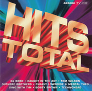 DJ BoBo / Caught In The Act a.o. - Hits Total