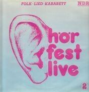 Kolibri, Reel More... - Hörfest Live 2 - Folk Lied Kabarett