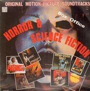 John Scott, John Carpenter & Alan Howart, Richard Band - Horror & Science Fiction