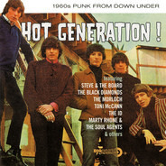The Sunsets / The ID - Hot Generation ! - 1960s Punk From Down Under