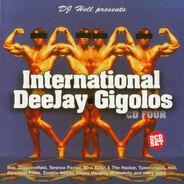 DJ Hell - International DeeJay Gigolos CD Four