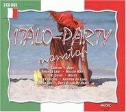 Sabrina, Amanda Lear, Tony Esposito, Gazebo, u.a - Italo-Party Nonstop