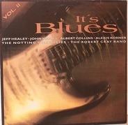 Jeff Healey / John Mayall / Alexis Korner / Robert Cray Band / a.o. - It's Blues Vol.II