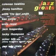 Coleman Hawkins, Jimmy Hamilton a.o. - Jazz Greats