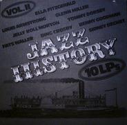 Ella Fitzgerald, Louis Armstrong, Bing Crosby ... - Jazz History Vol. II
