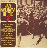 Meade Lux Lewis, Ma Rainey, Tommy Ladnier - Jazz Panorama Of The Twenties Vol. 3